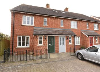 Thumbnail 3 bed end terrace house for sale in Overton Hill, Overton, Basingstoke