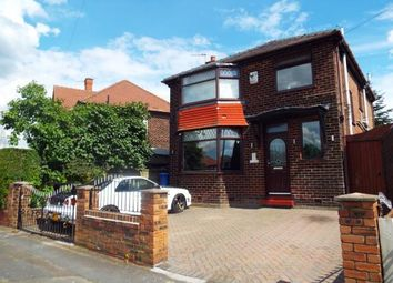 Thumbnail 3 bed detached house for sale in Runnymede, Woolston, Warrington, Cheshire