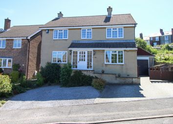 Thumbnail 4 bed detached house for sale in Valley Rise, Barlow, Dronfield