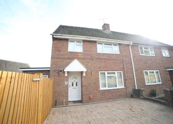 Thumbnail 3 bed semi-detached house for sale in Anstice Road, Madeley, Telford
