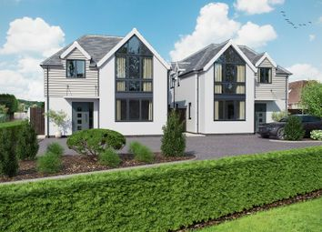 Thumbnail 4 bed detached house for sale in Loughton Lane, Theydon Bois, Epping