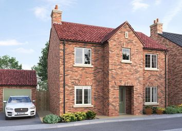 Thumbnail 3 bed detached house for sale in Plot 2, The Paddocks, Rillington, Malton
