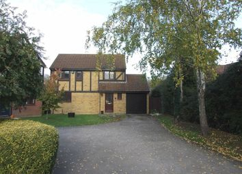 Thumbnail 4 bed detached house for sale in Fulmar Close, Bowerhill, Melksham