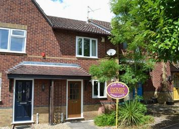 Thumbnail 2 bed terraced house for sale in Oxburgh Court, East Hunsbury, Northampton