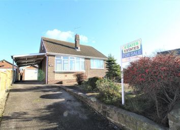 Thumbnail 2 bed bungalow for sale in Milton Road, Hoyland, Barnsley, South Yorkshire