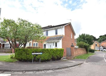Thumbnail 3 bed semi-detached house to rent in Mareshall Avenue, Warfield, Berkshire