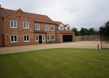 Thumbnail 5 bed detached house for sale in Salts Road, West Walton