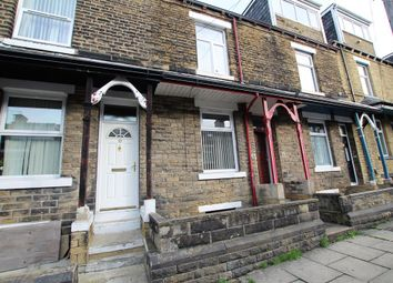 Thumbnail 3 bed terraced house to rent in Burnett Place, Bradford