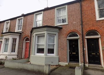 Thumbnail 4 bed terraced house for sale in Warwick Road, Calisle