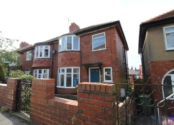 Thumbnail 3 bed semi-detached house for sale in Mount Park Avenue, Scarborough