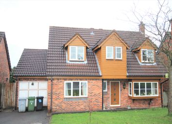 Thumbnail 4 bed detached house to rent in Birches Croft Drive, Macclesfield