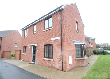 Thumbnail 3 bedroom detached house for sale in Clivedon Way, Aylesbury