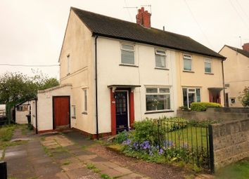 Thumbnail 2 bed semi-detached house for sale in Knype Way, Newcastle
