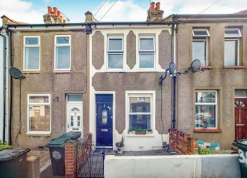 Thumbnail 2 bed terraced house for sale in St. Vincents Road, Dartford