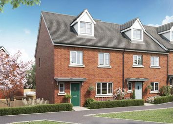 """Thumbnail 5 bed end terrace house for sale in """"The Ripley"""" at Tithe Barn Lane, Exeter"""