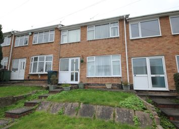 Thumbnail 3 bed terraced house to rent in Willoughby Close, Binley, Coventry