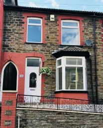 Thumbnail 3 bed semi-detached house for sale in High St, Cymmer, Porth