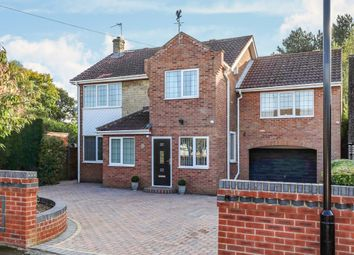 Thumbnail Detached house for sale in Ingham Road, Bawtry, Doncaster