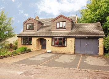 Thumbnail 4 bed detached house for sale in Spring View, Gildersome, Leeds