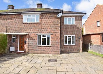 Thumbnail 3 bed semi-detached house for sale in Northway, Burgess Hill, West Sussex