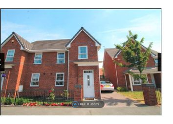 Thumbnail 4 bed detached house to rent in Bamford Drive, Liverpool