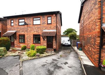Thumbnail 2 bed semi-detached house for sale in Lionel Grove, Penkhull, Stoke On Trent