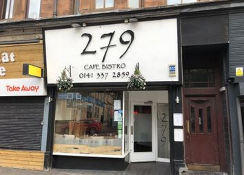 Thumbnail Leisure/hospitality for sale in Partick, Glasgow