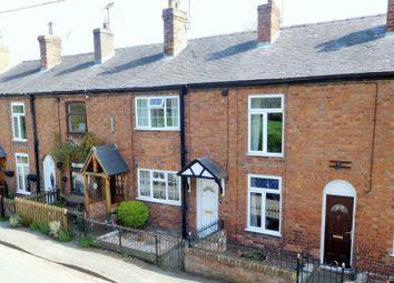 Thumbnail 2 bed terraced house for sale in Wrenbury Heath, Wrenbury, Nantwich
