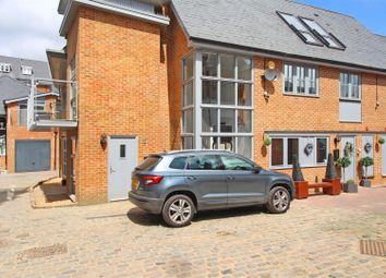 Thumbnail 3 bedroom end terrace house for sale in Clearwater Mews, Canterbury