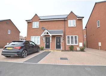 Thumbnail 2 bed semi-detached house for sale in Greenwood Drive, Stoke Orchard