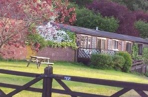 Thumbnail 2 bed bungalow to rent in Longwood Cottage, Ashfield House, Hereford, Herefordshire