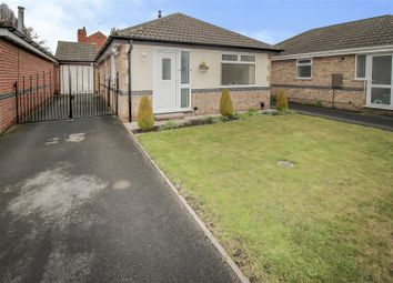 Thumbnail 2 bed detached bungalow for sale in Hartley Drive, Beeston, Nottingham