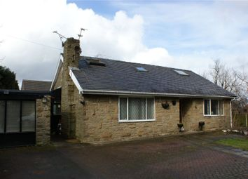 Thumbnail 5 bed detached bungalow for sale in Middle Lane, Clayton, Bradford, West Yorkshire