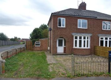 Thumbnail 3 bed semi-detached house to rent in Estover Road, March