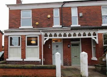 Thumbnail 3 bed end terrace house for sale in Gardner Road, Prestwich, Manchester