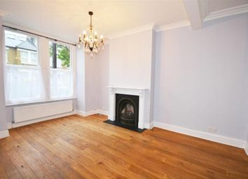 Thumbnail 2 bed end terrace house to rent in Cecil Road, London