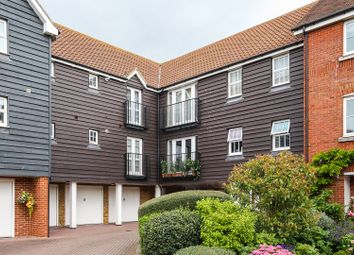 Thumbnail 2 bed flat for sale in 15 Willowbank, Sandwich