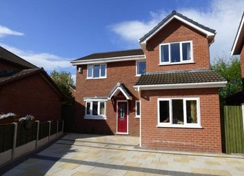 Thumbnail 4 bedroom detached house for sale in Daisy Fields, Higher Bartle, Preston