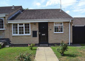 Thumbnail 2 bed semi-detached bungalow to rent in Walton Close, Swadlincote