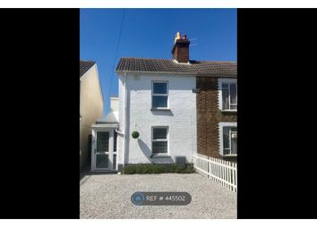 Thumbnail 3 bed semi-detached house to rent in Denmark Road, Poole