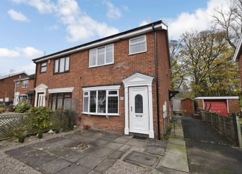 Thumbnail 3 bed semi-detached house for sale in Westacre, Bucknall, Stoke-On-Trent