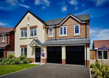 Thumbnail 5 bed detached house for sale in Sutton Grange, Murrell Way
