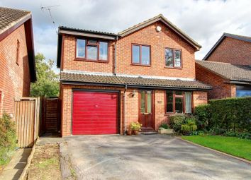 Thumbnail 4 bed detached house for sale in Halterworth, Romsey, Hampshire