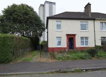 Thumbnail 2 bed flat for sale in Thornley Avenue, Glasgow