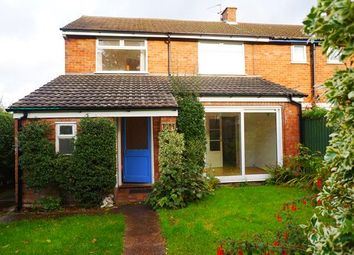 Thumbnail 3 bed mews house to rent in Gerrard Drive, Weaverham, Northwich