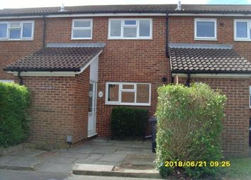 Thumbnail 3 bed terraced house to rent in Ettrick Drive, Bedford