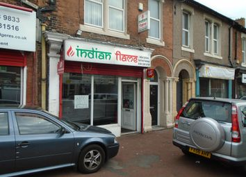 Thumbnail Restaurant/cafe for sale in Heaton Park Road, Heaton, Newcastle Upon Tyne
