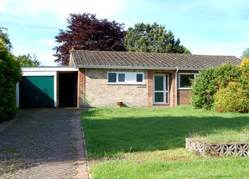 Thumbnail 3 bed detached bungalow for sale in Lower Holbrook, Ipswich