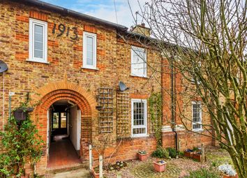 Thumbnail 3 bed terraced house for sale in Church Road, Sundridge, Sevenoaks