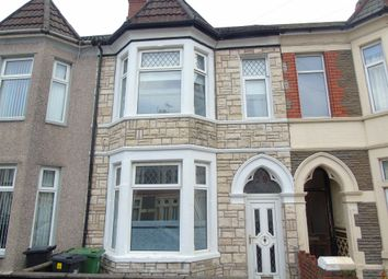 4 bed terraced house for sale in Beda Road, Canton, Cardiff CF5